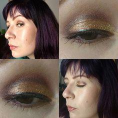 Dann auch gleich noch mein #eyesoftheday und #faceoftheday mit #colourpop #supershock #shadows in #getlucky #weenie und #bae  #colourpopcosmetics #eyes #eotd #amu #augenmakeup #face #fotd #selfie #me #itsme
