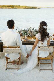 Handmade Destination Wedding in Turks & Caicos