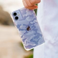 Protect your new iPhone with Case-Mate's fashion-forward premium cases. Discover our new iPhone 2019 cases collection here and choose your favorite. Camo Phone Cases, Girly Phone Cases, Pretty Iphone Cases, Iphone Phone Cases, Iphone Case Covers, Iphone Ringtone, Iphone Headphones, Iphone Charger, Capa Apple