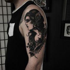 wainktattoo:#tattoo by Pari Corbitt @pari_corbitt (at WA Ink Tattoo) Pari Corbitt