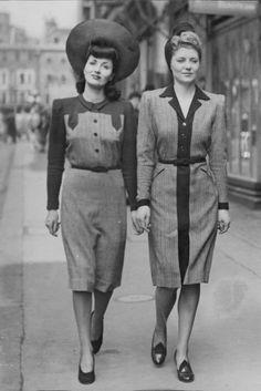 Mode jaren 40