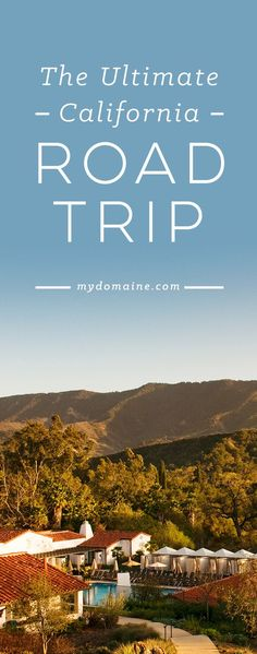 California Road Trips That'll Make You Fall in Love With the Golden State Is the open road calling your name?Is the open road calling your name? San Diego, San Francisco, West Coast Road Trip, Us Road Trip, Santa Monica, Palm Springs, Beverly Hills, Nevada, Places To Travel