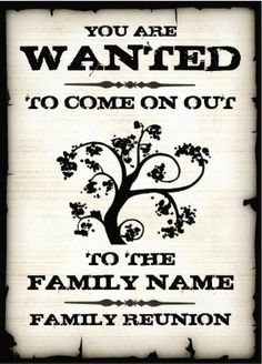 Family Reunion Sign / Banner Signs / Ideals Wedding / Rustic Wood Sign /  Party Sign / Reception Sign / Baby Shower Sign / Ceremony Sign | Family  Reunions, ...