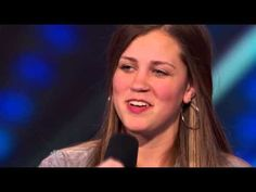 America's Got Talent 2014 - Auditions - Julia Goodwin...from Baldwinsville, N.Y. singing New York State of Mind...I hope she wins this competition. She has a great voice.   B.