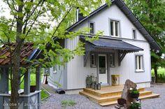 Blue summer cottage / Sininen huvila