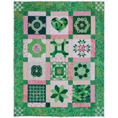 Tales of Ireland: FREE Irish Quilt Pattern