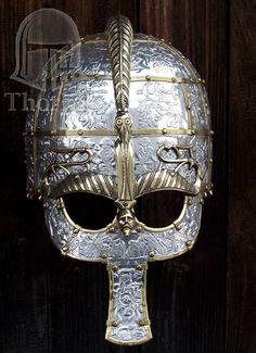 Replica of Vendel 1 helmet – 2nd half of VIIth century