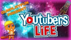 Прохождение игры youtubers life на русском - Кличко завёл канал?