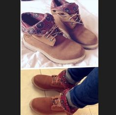 Timberland Authentics Roll Top Ankle Boots  @katiedonovan98