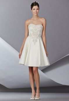 Carolina Herrera Spring 2014 Wedding Dresses