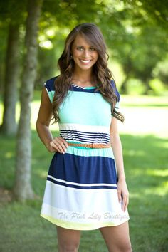 The Pink Lily Boutique - A Place In Time Belted Dress, $37.00 (http://thepinklilyboutique.com/a-place-in-time-belted-dress/)