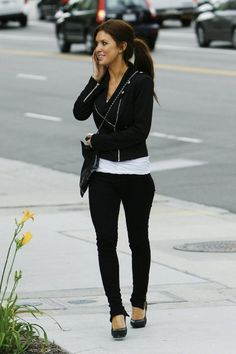 audrina patridge outfits | Audrina Patridge Leaving the Dentist in Los Angeles | Star Style ...