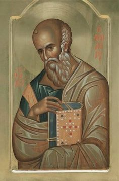 St John the Evangelist and Beloved Apostle Holy / glorious and all-laudable Apostle and Evangelist John (also John the Theologian orJohn the Divine Byzantine Icons, Byzantine Art, Religious Icons, Religious Art, San Juan Evangelista, Sons Of Zebedee, St John The Evangelist, Roman Church, Russian Icons