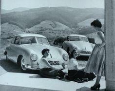 Betty Ford, Porsche 356 Speedster, Porsche Models, Classic Cars, Porsche Classic, Old Cars, Cars And Motorcycles, Dream Cars, Volkswagen
