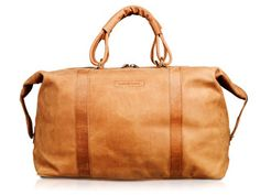 Tan Leather Odyssey.    £215.00   Also available in brown nappa leather and tan pull-up leather