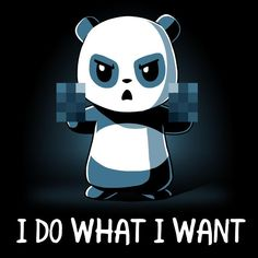 I Do What I Want T-Shirt TeeTurtle