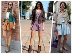 Continua la época de calor y con ella unos increíbles outfits que te encantarán.  http://www.actitudfem.com/moda/articulo/15-looks-para-el-calor