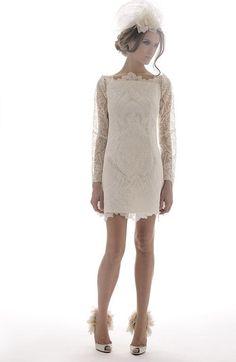 Lacey short dress by DaisyCombridge