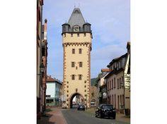 Old city gate, Miltenberg, Germany