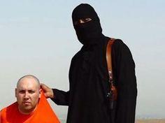 Estado Islámico difunde decapitación de otro periodista estadounidense. http://i24mundo.com/2014/09/02/estado-islamico-difunde-decapitacion-de-otro-periodista-estadounidense/