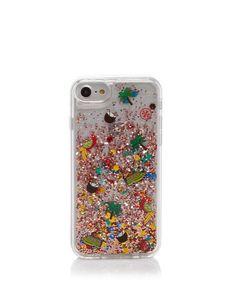 Tory Burch Island Confetti Hardshell iPhone 7 Case