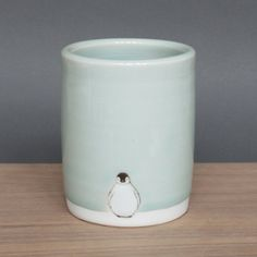 Large Tumbler Small Penguin design inspiration on Fab.