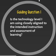 We explain Evaluating Lesson Plans: SAMR with video tutorials and quizzes, using our Many Ways(TM) approach from multiple teachers.This lesson wlil provide learners with ways to critcally evaluate lesson plans through the lens of Digital Bloom's. Technology Integration, Teaching Materials, Quizzes, Assessment, Lesson Plans, Teacher, How To Plan, Learning, Digital