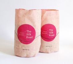 Rice Packaging by Yonatan Sheinker
