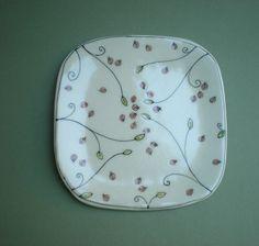 Catherine Reece, ladybug plate