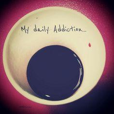 ...Kaffee... Nest Thermostat, Addiction, Kaffee