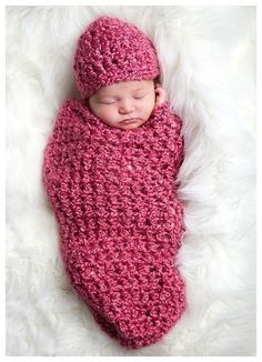 crochet+cocoon+patterns | ... Crochet Pattern For Baby Cocoon Free Crochet Pattern For Baby Cocoon