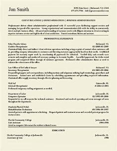Sample Resume For Call Center Agent With Experience