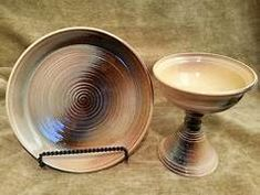 pottery communion plates - Yahoo Image Search Results Communion Sets, Yahoo Images, Image Search, Pottery, Plates, Ceramica, Licence Plates, Dishes, Griddles