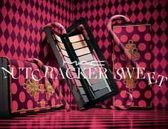 MAC Nutcracker Sweet Holiday 2016 Collection - Beauty Trends and Latest Makeup Collections Mac Nutcracker, Nutcracker Sweet, Makeup Trends 2017, Beauty Trends, 2017 Makeup, Beauty News, Cosmetic Display, Beauty Companies, New Cosmetics