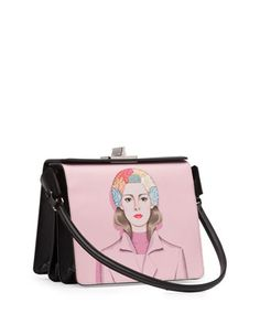 pink and black prada sneakers - B A G S on Pinterest   Envelope Clutch, Clutches and Spring 2015