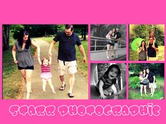 S•A•M family collage. Starr Photographie