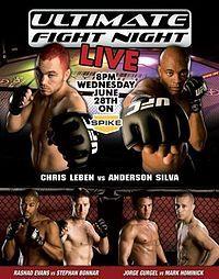Ultimate Fight Night 5.