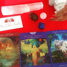 This week's Angel Tarot reading centers on using your intuition and tappibg into your internal knowledge about a new project or passion that is entering your life. Don't lose faith in your capability to succeed as any negative self-limiting thought you have are merely illusion. #angeltarot #weeklyreading #archangelhaniel #intuition