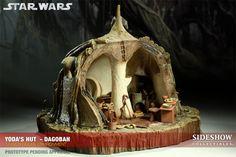 """Star Wars 12"""" Yoda's Hut"""