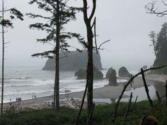 The coast of Wa