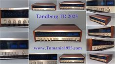 Tandberg TR 2025 FM Stereo Receiver
