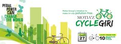 MOTIA'Z CYCLEGIRI at @motiagroup @943MYFM