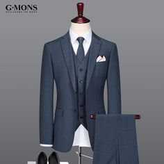 Aliexpress.com : Buy men suit thin summer autumn new arrivals business groom wedding wear royal blue grey 50% wool high quality mens suits 5xl plus from Reliable mens suits 5xl suppliers on QiekeStyle Store