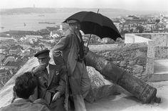 Quando Henri Cartier-Bresson esteve em Portugal