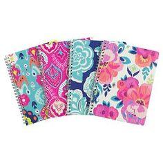 Greenroom 6x8 Paper Fashion Spiral Notebook