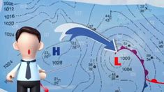 A good short video on how to read a weather map. Explains to students what each symbol means.MS-ESS2-5