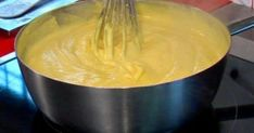 Recipes Most Wanted: Italian Pastry Cream - Recipes Most Wanted: Italian Pastry Cream - Italian Pastries, Italian Desserts, Italian Recipes, Food Network Recipes, Food Processor Recipes, Cooking Recipes, Pastry Recipes, Cupcakes, Cupcake Cakes