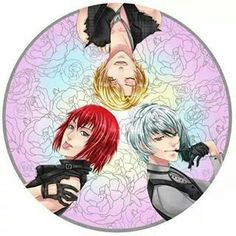 Nathaniel,castiel,lysandro