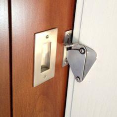 Teardrop Privacy Lock For Sliding Doors Sliding Doors
