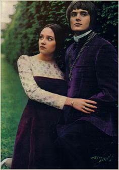 Romeo & Juliet, 1968--starring 14 year old Olivia Hussey & Leonard Whiting...went to see this on my first real date...with Tony Romito...LL
